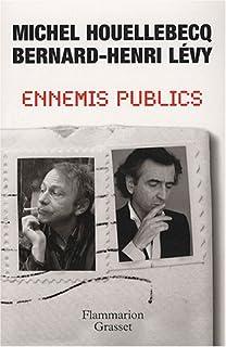 Ennemis publics, Houellebecq, Michel