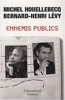 Ennemis publics par Houellebecq