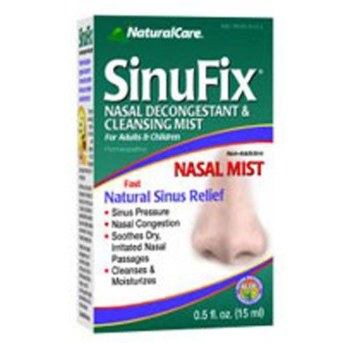 Naturalcare Sinufix Mist .5 Oz