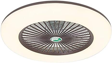 Lixada 36W Luz de Techo LED Lámpara de Pared Moderna Ventilador de ...