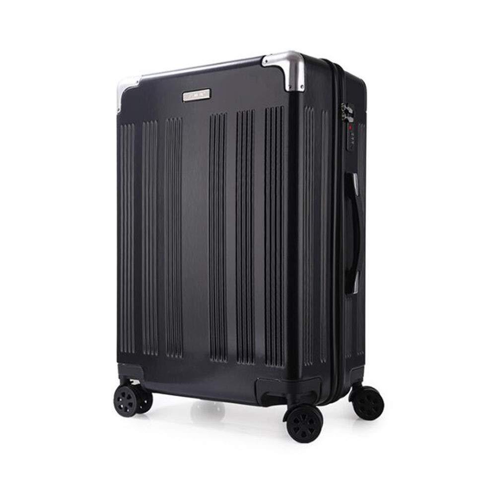 旅行ケース、大容量スーツケース、持ち運び式荷物、純アルミ、回転プーリー,2,24 24 2 B07MS1N62S