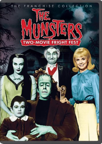 The Munsters: Two-Movie Fright Fest - (Franchise Collection) - (Munster, Go Home! & The Munsters' Revenge)]()