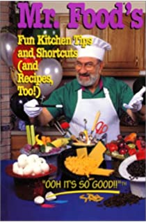 Mr foods good times good food cookbook art ginsburg mr food fun kitchen tips and recipes too forumfinder Gallery