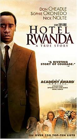 Amazon.com: Hotel Rwanda [VHS]...