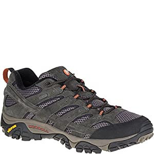 Merrell Men's Moab 2 Waterproof Hiking Shoe