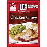 McCormick Chicken Gravy Mix, 0.87 oz