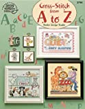 Cross-Stitch from a to Z, Linda Gillum, 1590120590