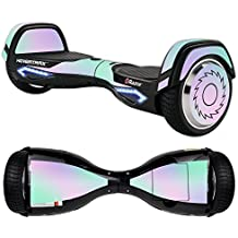 MightySkins Protective Vinyl Skin Decal for Razor Hovertrax 2.0 Hover Board Self-Balancing Smart Scooter wrap cover sticker skins Cotton Candy