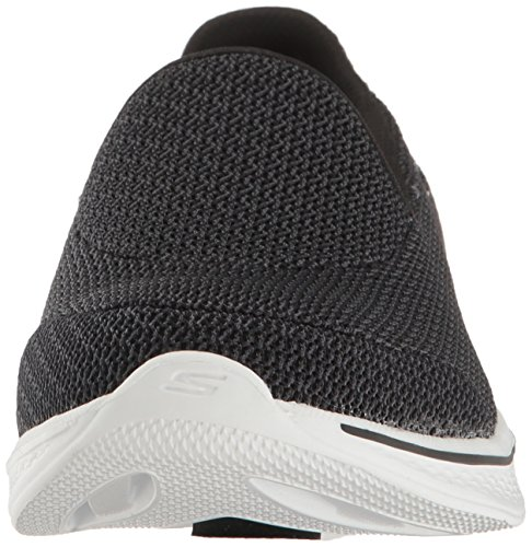 Walk Black Donna 4 Allenatori Go Nero Skechers White 7nzwqCAxW