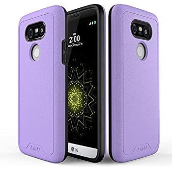 Amazon.com: LG G5 Thin Case - Ultra Slim SlimShield Hybrid ...