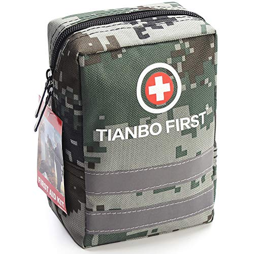 120 Pieces First Aid