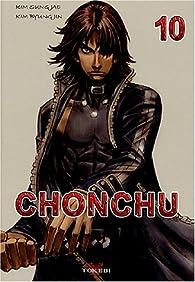 Chonchu, tome 10 par Byung-Jin Kim