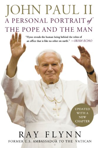 Avalon Tall Bookshelf - John Paul II: A Personal Portrait of the Pope and the Man