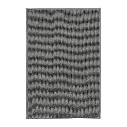 Ikea Microfiber, Ultra soft, Absorbent Bathmat (Rectangle, Gray)