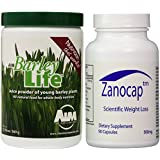 AIM Barley Life - BarleyLife Family Size (12.7oz) and Diet Pill Combo