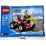 LEGO City: Fire Chief Set 30010 (Bagged)
