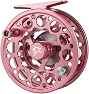 Piscifun Sword Fly Fishing Reel, Fly Reel with CNC-machined Aluminum Alloy Body 3/4, 5/6, 7/8, 9/10 Weights(Bl