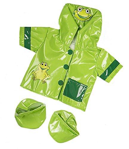 Ribbit Raincoat Fits Most 8