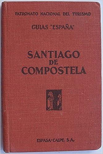 SANTIAGO DE COMPOSTELA GUÍAS