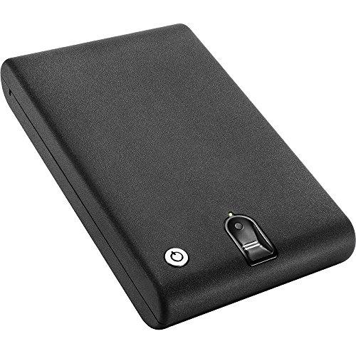 Barska Portable Biometric Lock Box CB12774