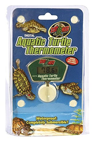 ZooMed Digital Aquatic Turtle Thermometer