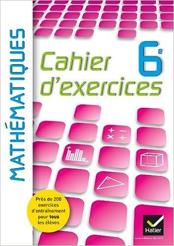 Secondaire Livres En Francais Cahier Dexercices