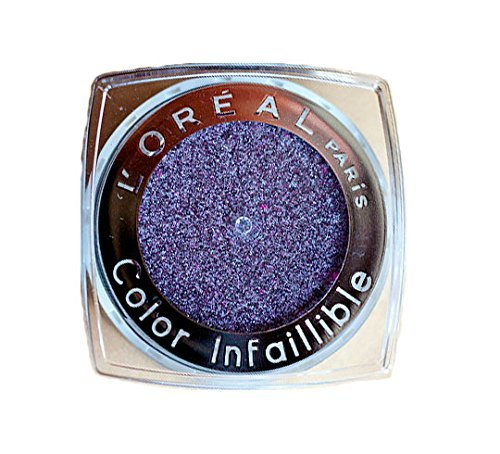 (3 each) L'Oreal Color Infallible Eyeshadow - Metallic Lilac - 037
