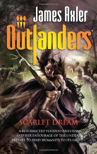 book cover of Scarlet Dream
