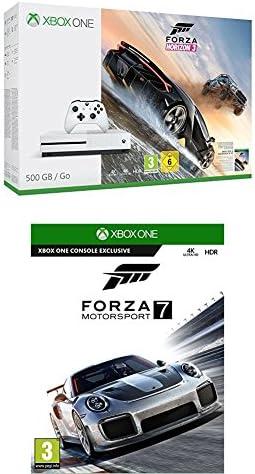 Xbox One - Pack Consola S 500 GB Forza Horizon 3 + Forza ...