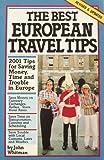 Best European Travel Tips, John Whitman, 0671601865