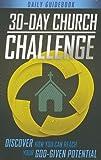 30-Day Church Challenge Book, Bob Hostetler, 1935541692