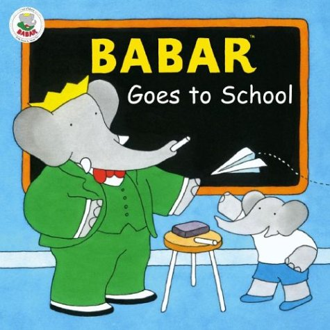 Download Babar Goes to School pdf