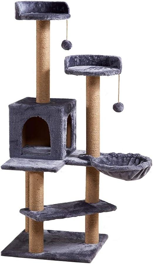 Ping BU Qing Yun Rascador for Gatos Marco de Escalada for Gatos ...