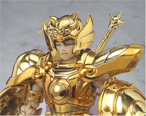 Saint Seiya Saint Cloth Myth Gold Cloth Libra Douko Action Figure BANDAI