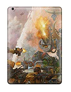 Tough Ipad VVWbPXd4231GSmGE Case Cover/ Case For Ipad Air(warhammer)
