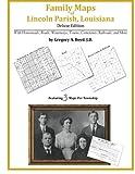 Family Maps of Lincoln Parish, Louisiana