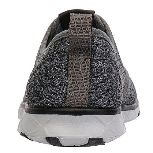 Drying Water Gray Shoes Stylish ALEADER Aqua Quick Women's 7gqx84HE