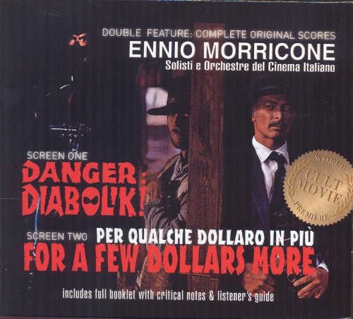 Danger: Diabolik / For a Few Dollars More (Original Soundtrack) (Dollar Soundtrack)