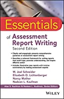 Essentials of Assessment Report Writing, 2nd Edition Front Cover