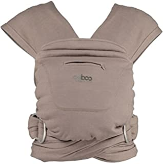Caboo Lite- Multi Position Baby Carrier (Faded Denim)  Amazon.co.uk ... 444a942a587