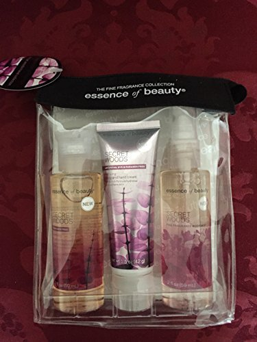 Essence of Beauty Secret Woods Travel Collection by Beauty Essence