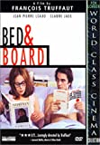 Bed & Board (aka Domicile conjugal) (Version française) [Import]