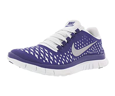finest selection 2f0e2 99bef Amazon.com   Nike Free 3.0 v4 Women s Shoes Size 5 Purple   Shoes