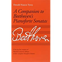 Companion to Beethoven's Pianoforte Sonatas: Revised Edition