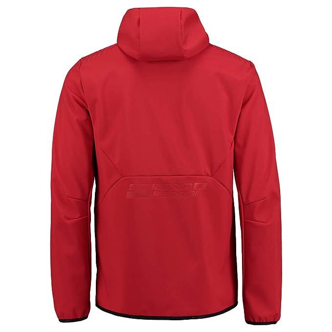 Amazon.com: Scuderia Ferrari Formula 1 Hombre 2018 rojo ...