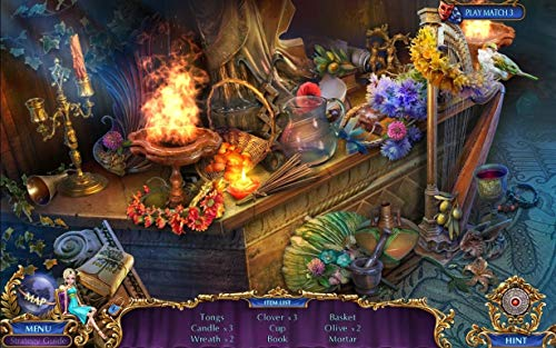 Hidden Object Classic Mysteries V - 6 Great Games - Collectors Editions Included (Hidden Objects Computer Games)