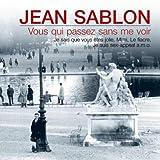 Jean Sablon'. (20 Titles Incl. Vous Qui Passez Sans Me Voir C'est Si Bon Mimi Un Amour Com