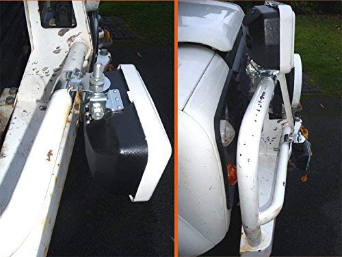 Universel 4x4 Barre Support Phare Feu Anti Brouillard Fixation pour Voiture Van 4WD Conduite L/éger