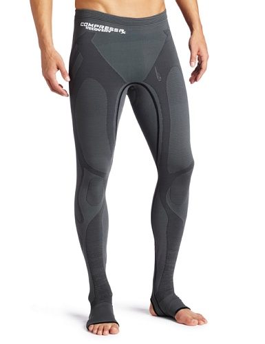 Tight Compressrx Ultra - Zoot Compressrx Ultra Recovery Tight, Char, 5