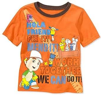 Multi Color Cotton Round Neck T-Shirt For Boys